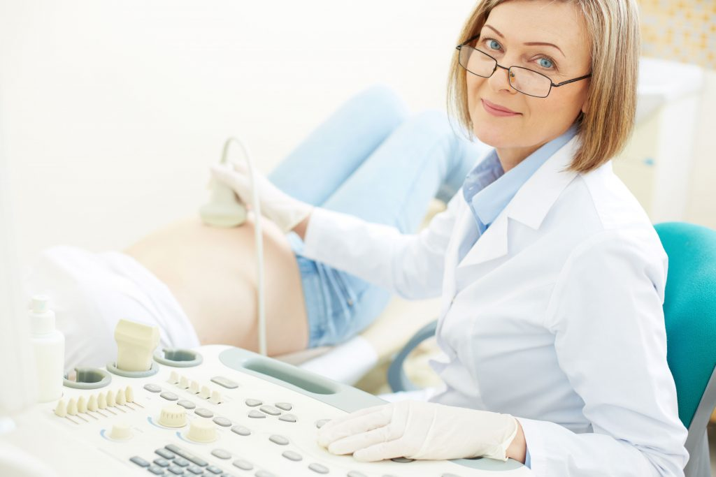 controle gynaecoloog zwangerschap